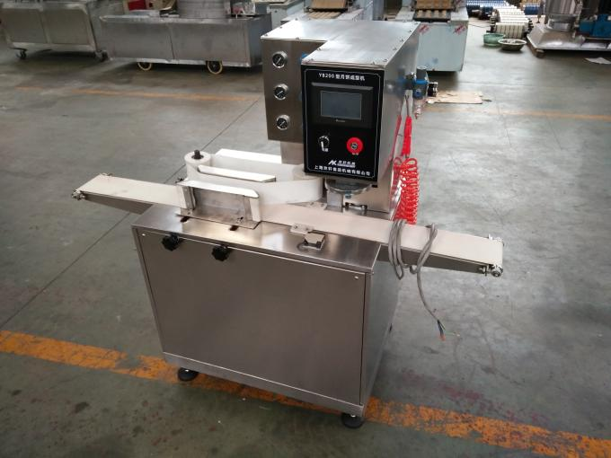 Fully Automatic Encrusting Machine 25-50 Single / Minute Production Capacity