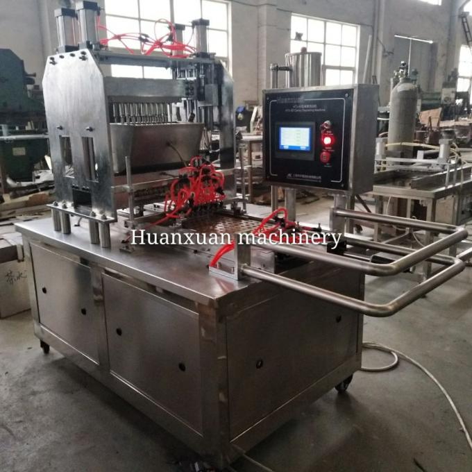 Compact Structure Candy Making Equipment With Stable Performance 3kw Power