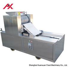 China Simple Structure Bakery Biscuit Machine 100-200 Kg/H Production Capacity supplier