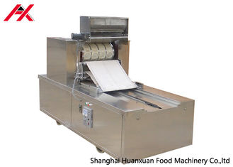 China 150-250 Kg/H Capacity Bakery Biscuit Machine For Walnut Biscuit And Soft Biscuit supplier
