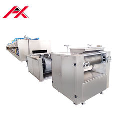 China Customzied Dimension Bakery Biscuit Machine 200-800kg/H Capacity supplier