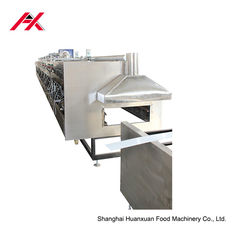 China Durable Automatic Biscuit Machine , Industrial Biscuit Making Machine With High Accuracy supplier