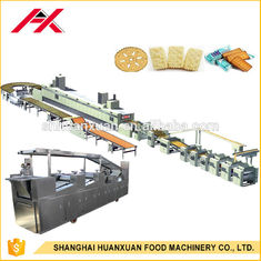 China Highly Effective Biscuit Making Equipment With Convenient Operation supplier