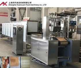 China Commerical gelatin pectin small jelly gummy candy making machine / mini production line supplier