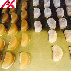 China Jelly Candy Making Equipment With 1 Year Warranty 100~150kg/H Capacity supplier