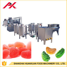 China Full Automatic Candy Making Equipment Stainless Steel Body Material supplier