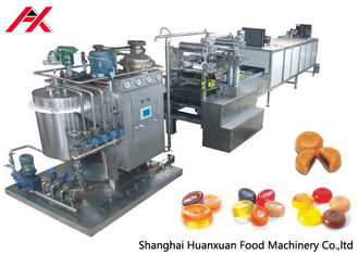 China High Efficient Candy Making Equipment For Jelly Small Candy Easy Operating supplier