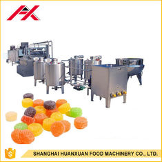 China 2300*1650*2100mm 34kw Candy Making Equipment For Small Hard Candy supplier
