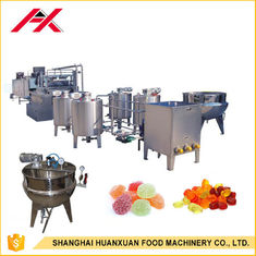 32.5kw Full Automatic Candy Making Equipment For Factory 100~150kg/H Capacity