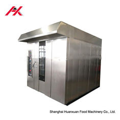 Energy Saving Gas Bread Oven , Commercial Bread Oven 15-30 Min Baking Time