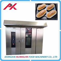 China Safe Using Professional Rotary Oven For Bakery High Heating Efficiency supplier
