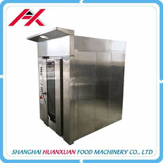 China 35kw Rotating Bakery Oven , Electric Pizza Oven With High Performance supplier