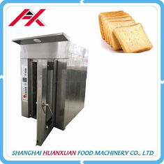380V Electric Rotary Oven , 30kw Easy Using Rotary Convection Oven