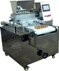 China Multifunctional Cookie Depositor Machine With Rotate Nozzle Long Machine Life supplier