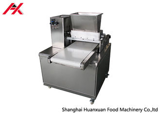 China 220V50HZ Cookie Making Equipment , Cookies Biscuit Machine Stainless Steel Frame supplier