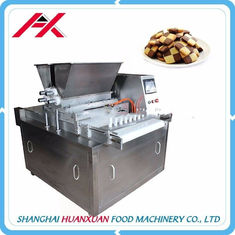 China PLC Control Commercial Fortune Cookie Depositor Machine Rotary Roller Mould supplier