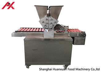 China Full Automatic Cookie Depositor Machine 1600*900*1300mm Stainless Steel Body supplier