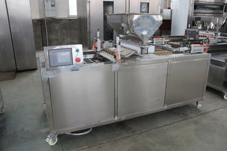 China Highly Effective Bakery Cake Machine Easy Operation 200kg/H Capacity supplier
