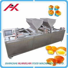 China Stainless Steel Frame Bakery Cake Machine For Twinkie Cake 220V/50Hz Voltage supplier