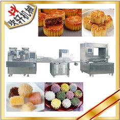 China 380V 50HZ Multifunctional Mooncake Machine Stainless Steel Frame supplier
