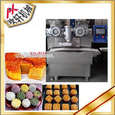 China 400*600mm Tray Size Mooncake Machine Long Machine Life With 1 Year Warranty supplier