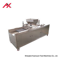 China Single Head Automatic Cake Machine , Cup Cake Making Machine With Beautiful Modeling supplier