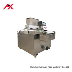 1.5kw Automatic Biscuit Machine , Small Cookie Machine With 1 Year Warranty