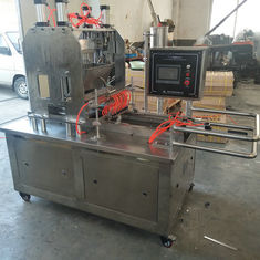 OEM Available Hard Candy Making Machine , Candy Manufacturing Equipment
