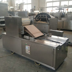 China Eco - Friendly Bakery Biscuit Machine 100-200 Kg/H supplier