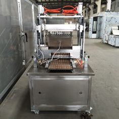China High Efficiency Candy Depositor Machine 10-20 N/Min Speed GMP Standard supplier