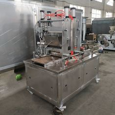 China Electrical Caramel Making Equipment / Automatic Candy Making Machine supplier