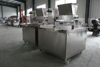 High Speed Cookie Depositor Machine For Unique Design Snacks 1350*950*1150mm