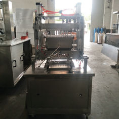 Long Service Life Candy Depositor Machine with PLC Program Controlled