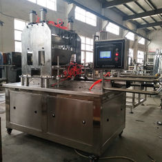 Continuous Sweet Making Machine , Automated Hard Candy Making Equipment