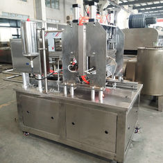 Multi - Purpose Candy Depositor Machine For Pouring Gelatin Candy , Toffee
