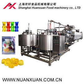 China 43kw Candy Making Machine , Sugar Confectionery Making Equipment Customized Candy Size distributor
