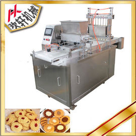 China 1460*960*1240mm Cookie Depositor Machine With Wire Cutting Function distributor