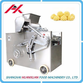 China Durable Cookie Maker Machine , Industrial Cookie Machine For Food Industry factory