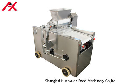China LCD Screen Touching Automatic Cookie Machine 100-180kg/H Capacity factory