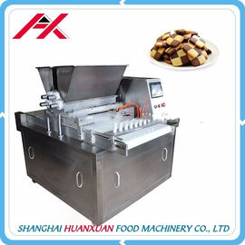 China PLC Control Commercial Fortune Cookie Depositor Machine Rotary Roller Mould factory