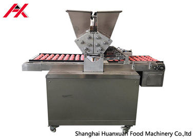 China Full Automatic Cookie Depositor Machine 1600*900*1300mm Stainless Steel Body factory