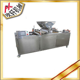 China PLC Controlling Cake Making Machine , Industrial Cake Manufacturing Equipment distributor