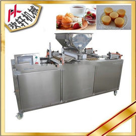 China Automatic Electric Cake Machine , Cake Manufacturing Machine Neat Appearance distributor