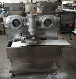 China 1.9 Kw Automatic Encrusting Machine 20-300g Weight Range Stainless Steel Material distributor