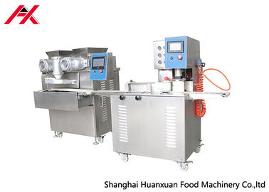 China Fully Automatic Encrusting Machine 25-50 Single / Minute Production Capacity distributor