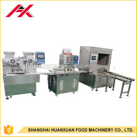 China 380V 50HZ Mooncake Machine Production Line 400×600mm Tray Size With High Efficiency distributor