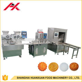 China Stainless Steel Body Mooncake Machine Automatic Encrusting Machine distributor