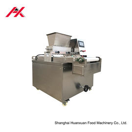 China 1.5kw Automatic Biscuit Machine , Small Cookie Machine With 1 Year Warranty factory