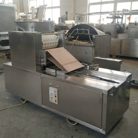 China Eco - Friendly Bakery Biscuit Machine With PLC Control 150-200 Kg/H distributor