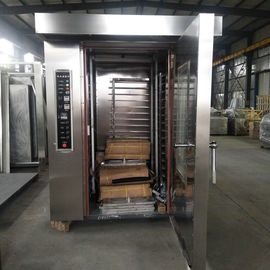 China Customized Size Bakery Rotary Oven With Multi Heating Methods 15-30 Min distributor
